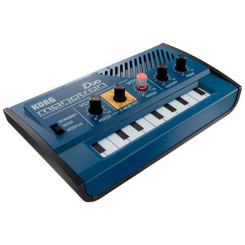 Mini Sintetizador Analógico Portátil Korg Monotron Duo