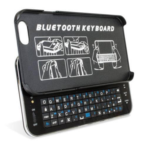 Mini Teclado Bluetooth P/ Iphone 5