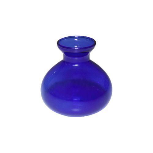 Mini Vaso de Mesa Azul 7x7cm