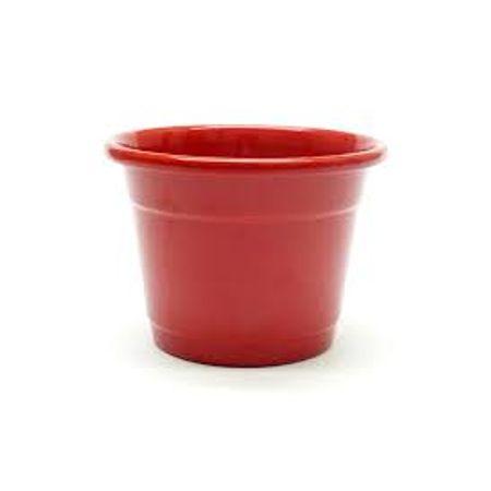 Mini Vaso - Vermelho