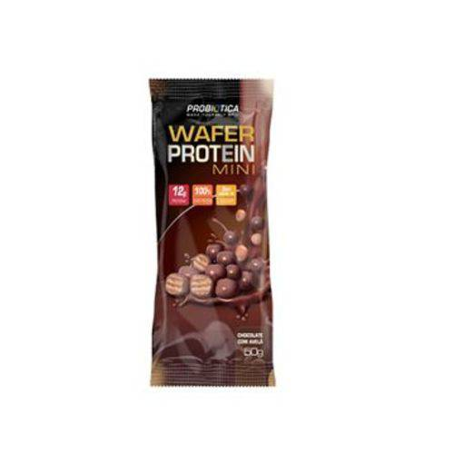 Mini Wafer Protein 50g Probiótica