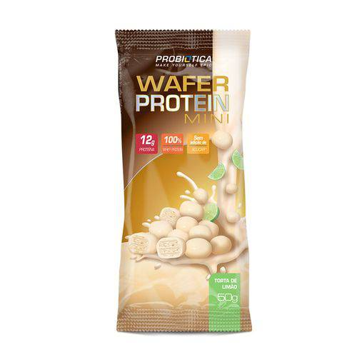 Mini Wafer Protein (unidade) - Probiotica