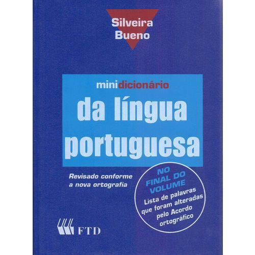Minidicionário da Lingua Portuguesa