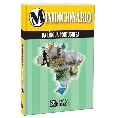 Minidicionario da Lingua Portuguesa