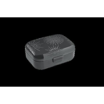 Mininecessária 10,8 X 8,2 X 4,4 Cm Fume Coza