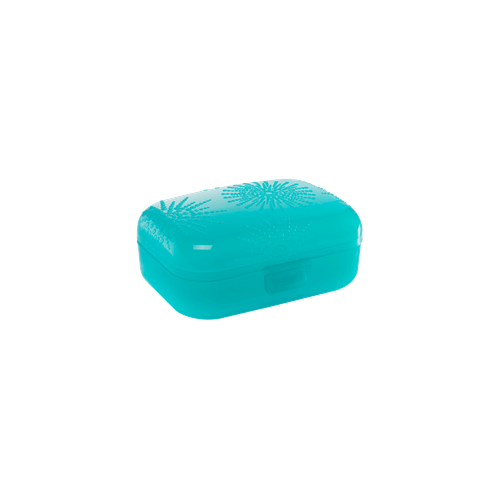 Mininecessária 10,8 X 8,2 X 4,4 Cm Verde Coza