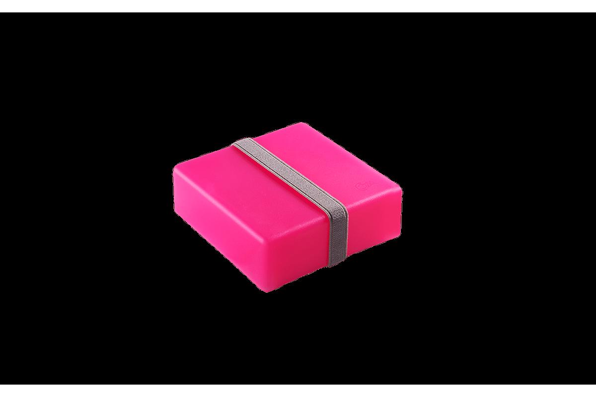 Mininecessária Soft 11 X 11 X 4,5 Cm Rosa Coza
