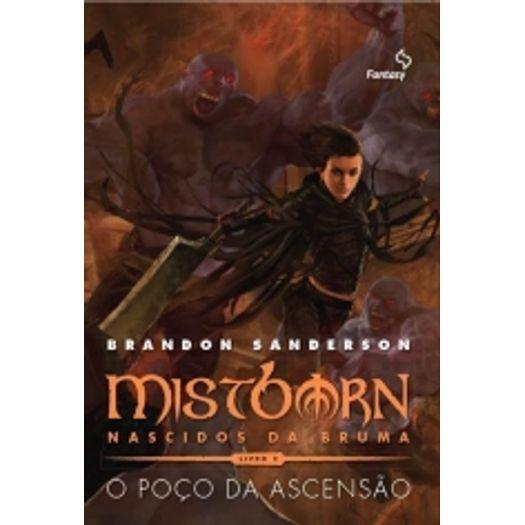 Mistborn - o Poco da Ascensao - Livro 2 - Fantasy