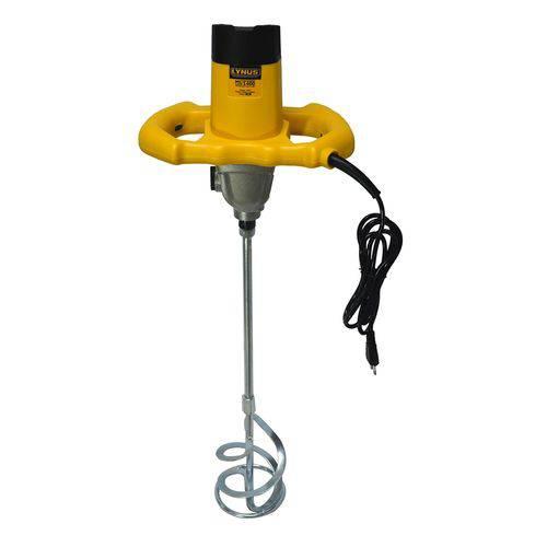 Misturador de Tinta Argamassa 1400w 220v Ml-1400 Lynus