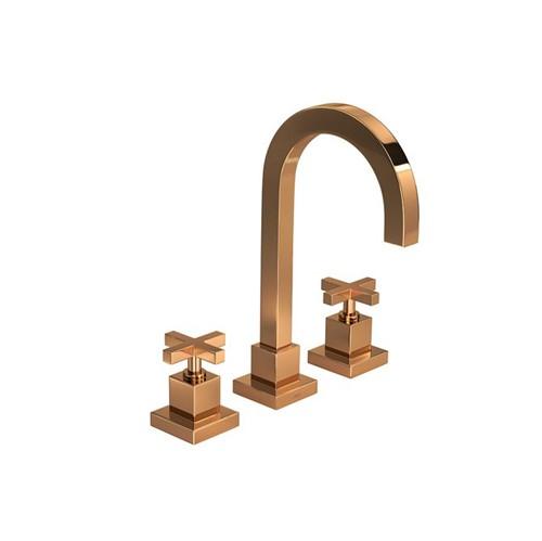 Misturador para Banheiro Mesa Duna Quadratta Red Gold 1877.GL94.RD - Deca - Deca