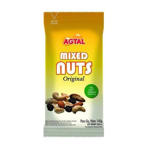 Mixed Nuts 140g - Agtal