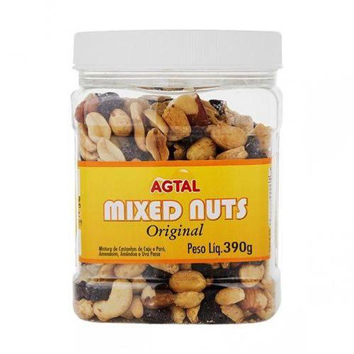 Mixed Nuts 390g - Agtal