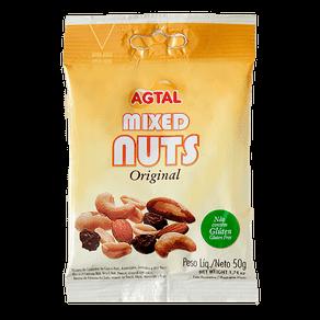 Mixed Nuts Agtal Original 50g