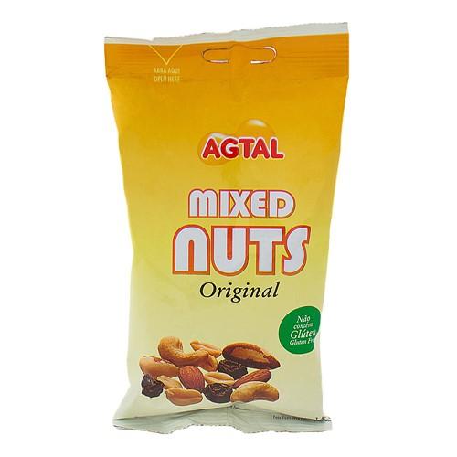 Mixed Nuts Original Agtal com 140g