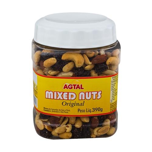Mixed Nuts Original Agtal com 390g