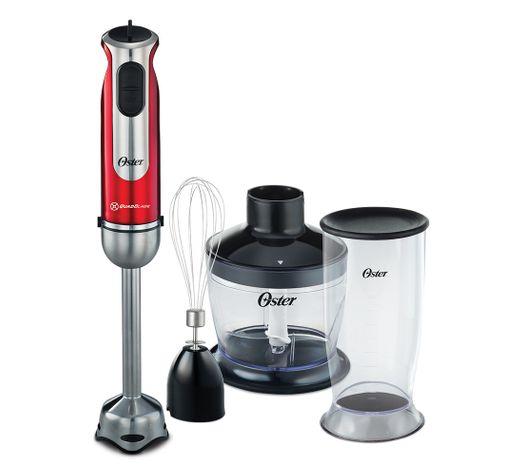 Mixer Oster Quadriblade High Power Vermelho - 127V