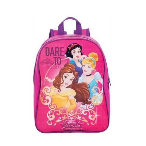 Mochila de Costa Escolar Princesas Grande 0141 Dermiwil
