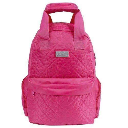 Mochila de Costas Grande Pink Minnie Vintage Dermiwil
