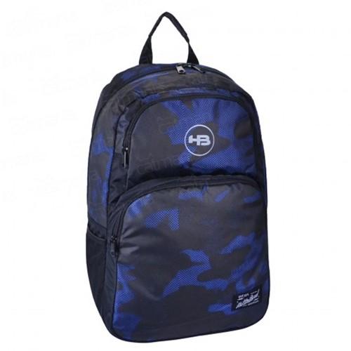 Mochila de Costas HB 37136 Azul/ Preto