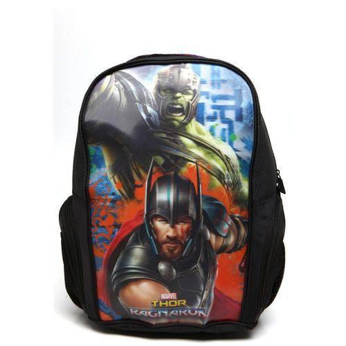 Mochila de Costas Marvel Thor Ragnarok Gladiadors 3D Xeryus Grande Preto
