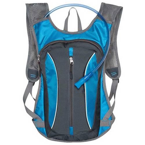Mochila de Hidratação Ciclista Pl2354 Azul
