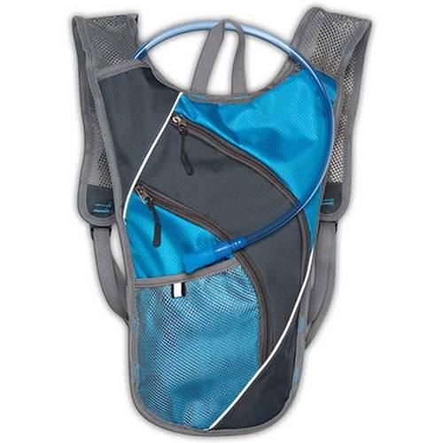 Mochila de Hidratação Ciclista Pl2356 Azul