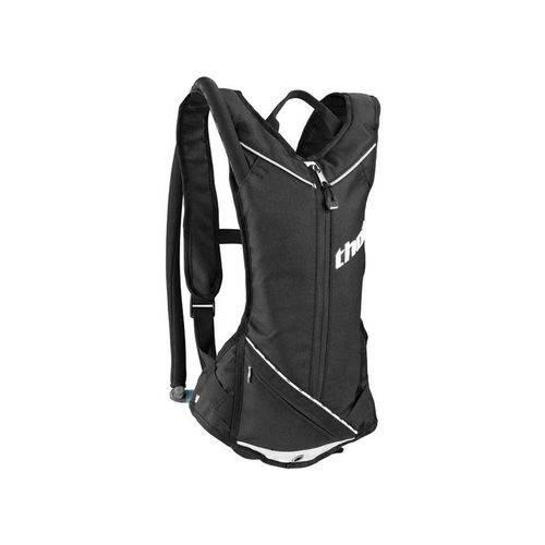 Mochila de Hidratação Thor Vapor Black - 2 Litros - Preta