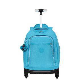 Mochila de Rodinha Echo Azul Candy Blue Kipling