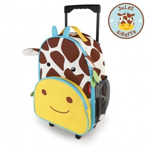 Mochila de Rodinha Skip Hop Zoo Girafa 212311