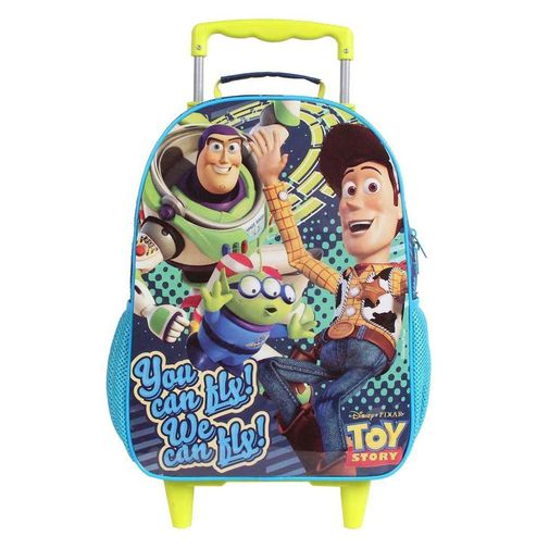 Mochila de Rodinhas G Toy Story You Can Fly - Dermiwil G