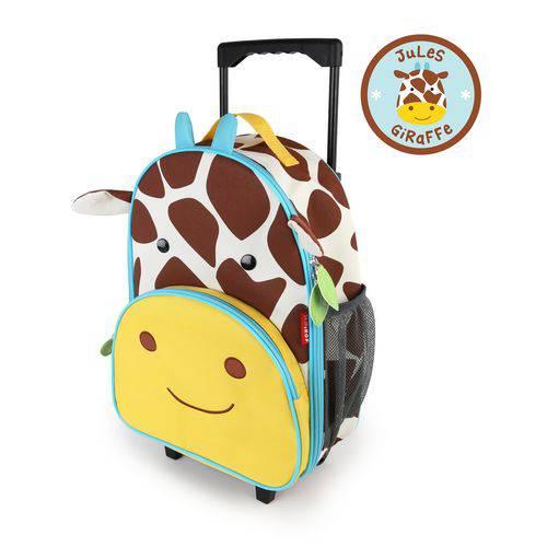 Mochila de Rodinhas Skip Hop Girafa Zoo 3+ - B-24-015