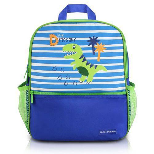 Mochila Escolar Azul 1 Jacki Design
