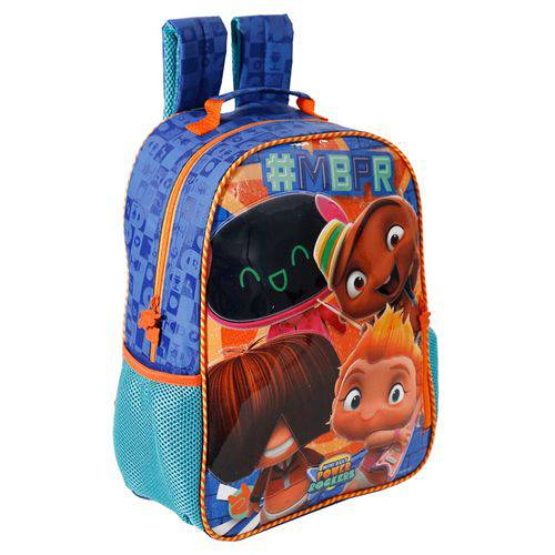 Mochila Escolar Infantil Xeryus Mini Beat Rock Star 14 Pol