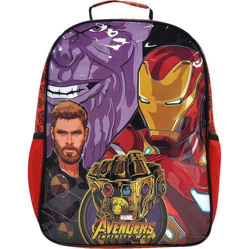 Mochila Escolar The Avengers E.c.2 Grande Xeryus