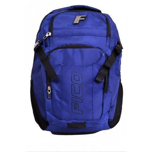 Mochila Fico para Notebook Azul - 48471