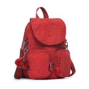 Mochila Firefly Up Vermelho Warm Red Kipling