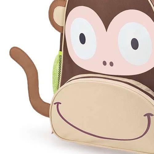 Mochila Infantil com Rodinhas Macaco Multikids Baby - Multil