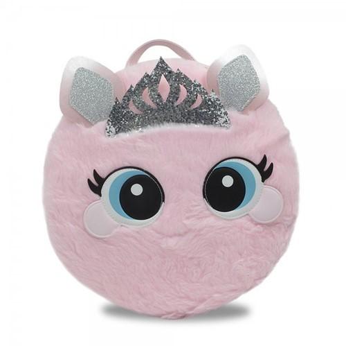 Mochila Infantil Pampili Menina Princess Dot