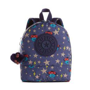 Mochila Infantil Sienna Azul Toddler Hero Kipling