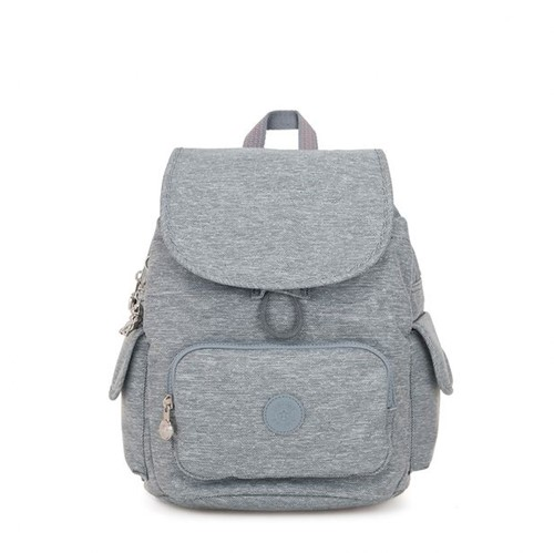 Mochila Kipling City Pack S Cool Denim-Único