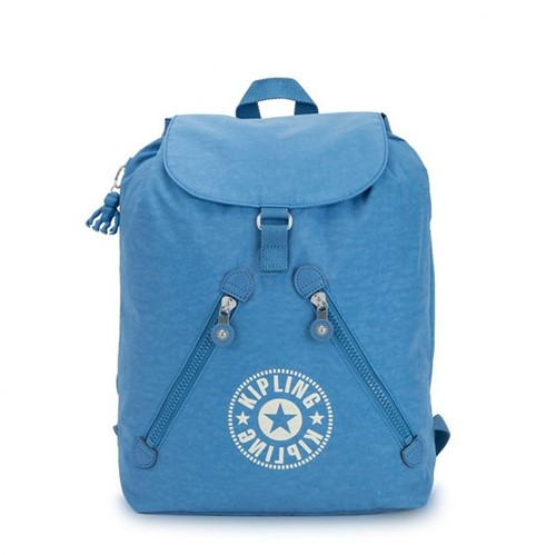Mochila Kipling Fundamental NC Dynamic Blue-Único
