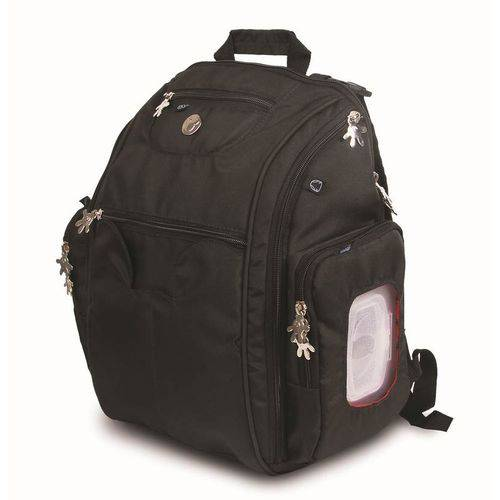 Mochila Maternidade Mickey Disney Babygo Backpack