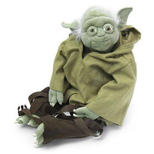 Mochila Mestre Yoda Original Star Wars