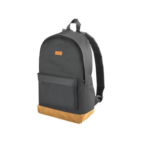 Mochila Multilaser para Notebook Bo407 Preta Marrom Backpack
