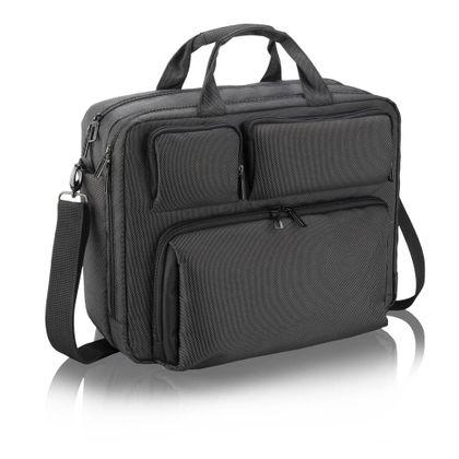 "Mochila Multilaser Smart Bag Notebook Até 15"" Preto - BO200 BO200"