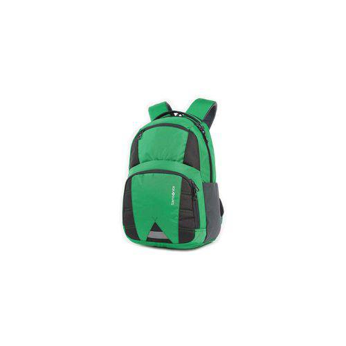 Mochila para Notebook I.O e Tablet Verde - Samsonite