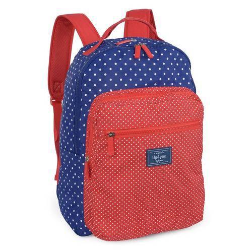 Mochila para Notebook Up4you Azul Mj48353up