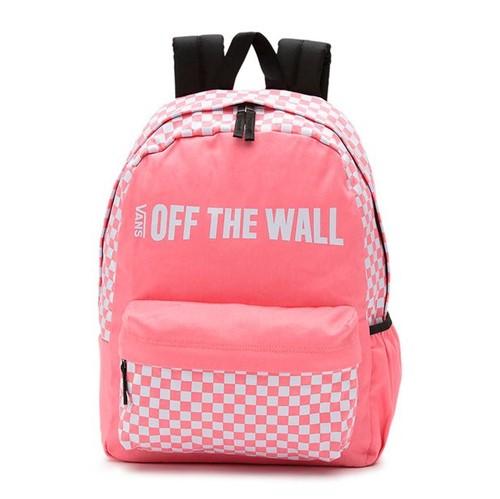 Mochila Vans WM Central Realm Backpack Strawberry Pink-Único