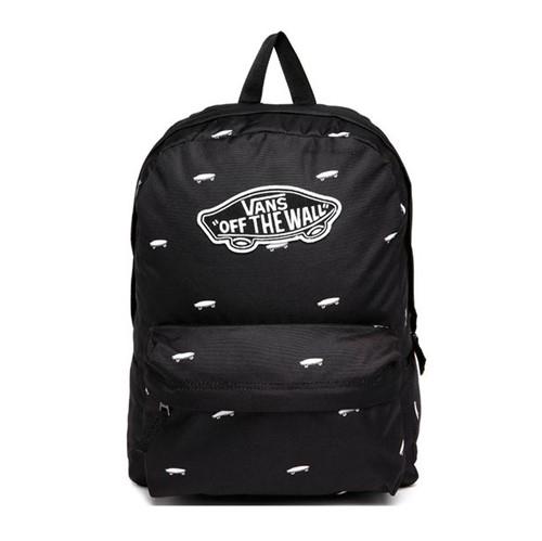 Mochila Vans WM Realm Backpack Black Retro-Único