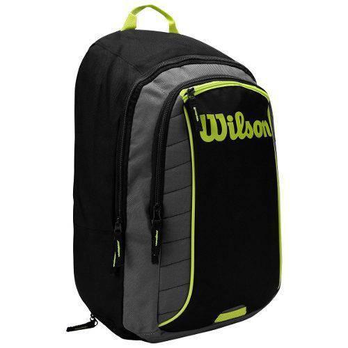 Mochila Wilson Match Backpack Verde/cinza